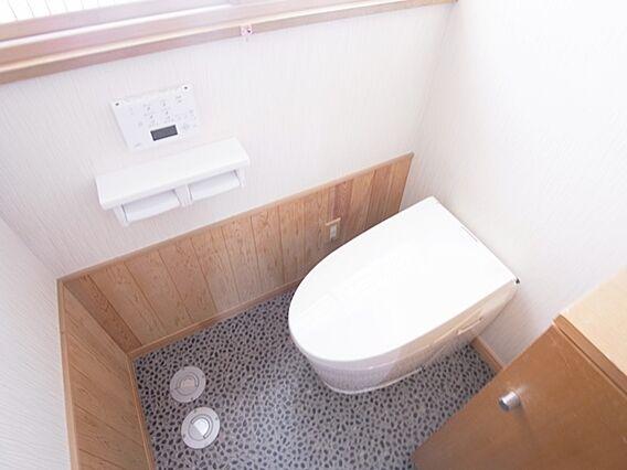 1Fトイレです...