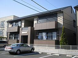 シャーメゾン相沢B[2階]の外観