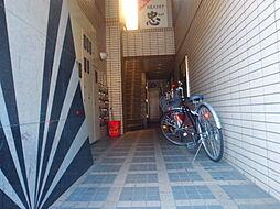 シングルハイツ新栄[6階]の外観
