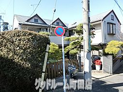 東京都町田市玉川学園2丁目の賃貸アパートの外観