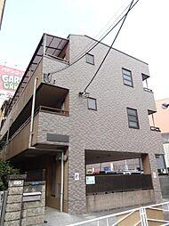 東京都北区東十条4の賃貸マンションの外観