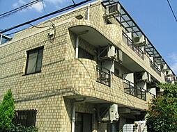 東京都武蔵野市中町2丁目の賃貸マンションの外観
