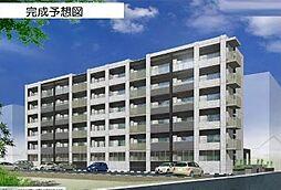 仮)弥永5丁目マンション[6階]の外観