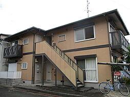 大阪府寝屋川市上神田2丁目の賃貸アパートの外観