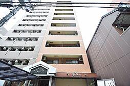 キャメロット北堀江[5階]の外観