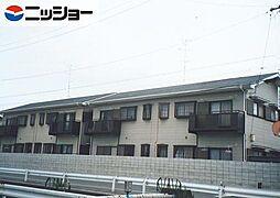 パストラル津 A・B棟[1階]の外観