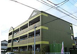 愛知県尾張旭市城山町三ツ池6160丁目の賃貸マンションの外観