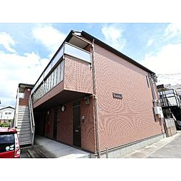 近鉄奈良線 大和西大寺駅 徒歩4分の賃貸アパート