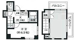 キョーワビル[4階]の間取り
