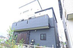 柏市豊四季アパート[1階]の外観