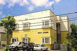 MHパレスN26[2階]の外観