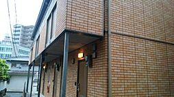 大阪府堺市北区中百舌鳥町5丁の賃貸アパートの外観