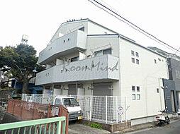 神奈川県横浜市南区大岡5丁目の賃貸アパートの外観