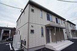 福岡県福岡市東区土井2丁目の賃貸アパートの外観