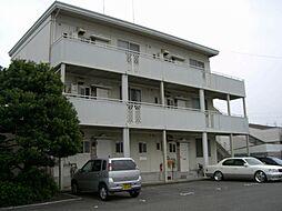 愛媛県今治市別宮町7丁目の賃貸アパートの外観