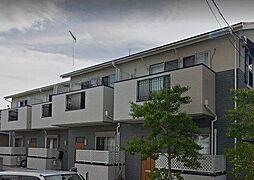 京都府京都市山科区北花山大林町の賃貸アパートの外観