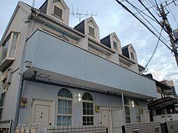富士コーポ[0202号室]の外観