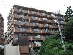神奈川県横浜市戸塚区平戸2丁目の賃貸マンションの外観