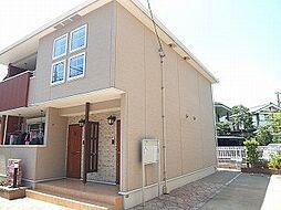 神奈川県横浜市中区本牧三之谷の賃貸アパートの外観