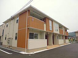 JR瀬戸大橋線 木見駅 徒歩14分の賃貸アパート