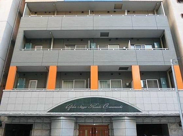 ガラステージ神田小川町[9階]の外観