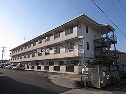 広島県福山市本郷町の賃貸マンションの外観