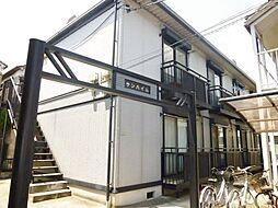 東京都足立区梅島3の賃貸アパートの外観