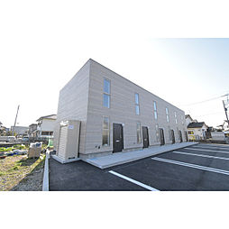 JR久大本線 久留米高校前駅 徒歩16分の賃貸アパート