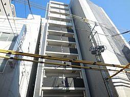 フレアコート北浜[4階]の外観