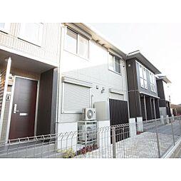 奈良県橿原市石原田町の賃貸アパートの外観