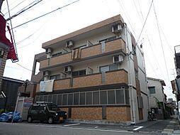 福岡県北九州市小倉北区明和町の賃貸マンションの外観
