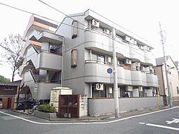 グリーンピュアオグラ[3階]の外観