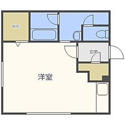 西線9条旭山公園通駅 6.5万円