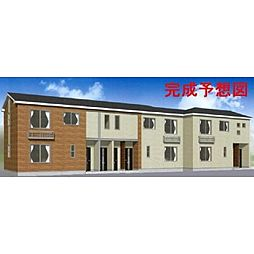 長野電鉄長野線 桐原駅 徒歩16分の賃貸アパート