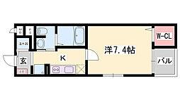 京口駅 5.5万円