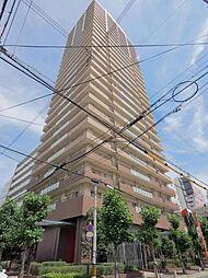 カスタリアタワー長堀橋[20階]の外観