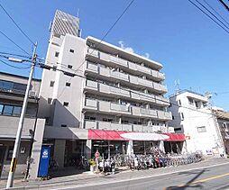 京都府京都市伏見区深草鈴塚町の賃貸マンションの外観
