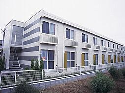 レオパレスコーポモリ[1階]の外観