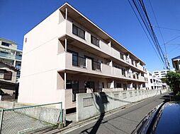 千葉県船橋市前原西6丁目の賃貸マンションの外観