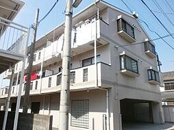東京都東村山市野口町1丁目の賃貸マンションの外観