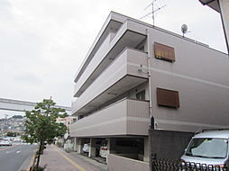 下田第三マンション[203号室]の外観