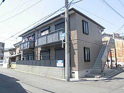 大阪府大阪市阿倍野区天王寺町北2丁目の賃貸アパートの外観