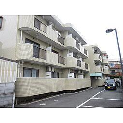 静岡県浜松市中区佐藤2の賃貸マンションの外観