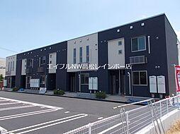 香川県高松市東山崎町の賃貸マンションの外観