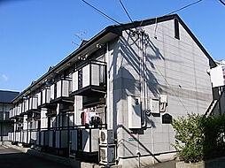 ハイツサニーコート[1階]の外観
