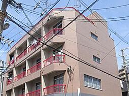 真木マンション[3階]の外観