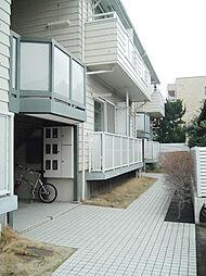 松井川口ハイツ[203号室]の外観