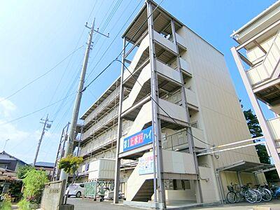 外観,1K,面積23.14m2,賃料2.0万円,JR常磐線 水戸駅 3.6km,,茨城県水戸市上水戸