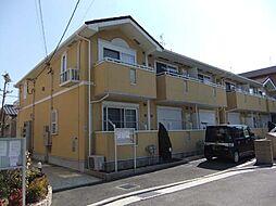 大阪府和泉市伏屋町1丁目の賃貸アパートの外観
