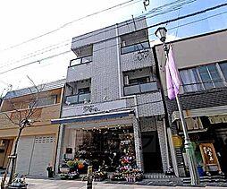 京都府京都市北区紫竹西高縄町の賃貸マンションの外観